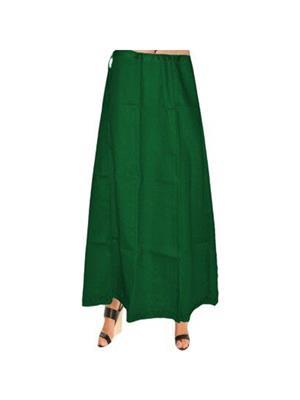 Track Deal Tdpt030 Green Women Peticoat