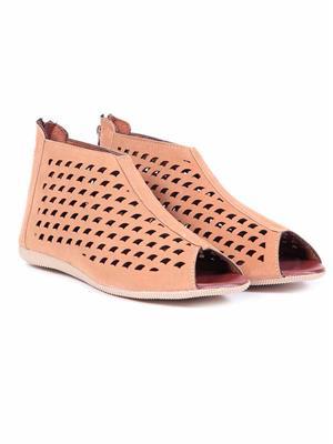 TEN TENSanclstan02 Brown Women Sandal