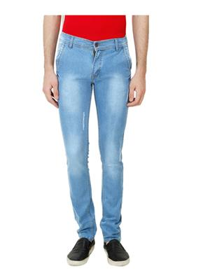 Ansh Fashion Wear Tj-Activa Blue Men Jeans