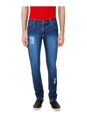Ansh Fashion Wear Tj-H-Tung-C-1 Blue Men Jeans