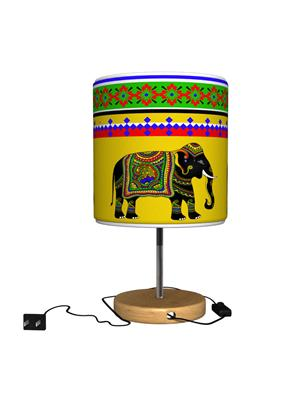 Kolorobia TLMPE01 Majestic Elephant Table Lamp