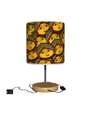 Kolorobia TLMPM07 Ethnic Madhubani Table Lamp