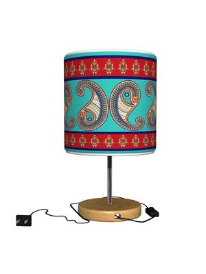 Kolorobia TLMPPS09 Artistic Paisley Table Lamp