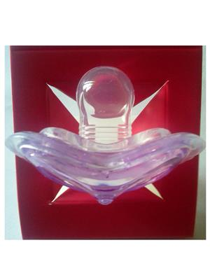 Farlin Top 111 - Purple Unisex-Baby Pacifiers