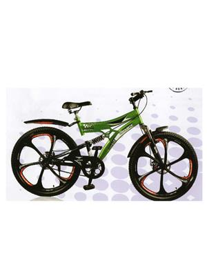 ATLAS TORPEDO Green Baby & Kids Bicycle 13+