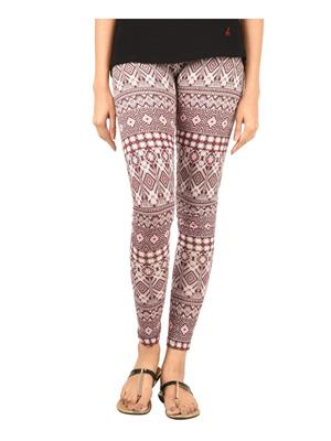 Tsg Bliss 008B Multicolored Women Leggings