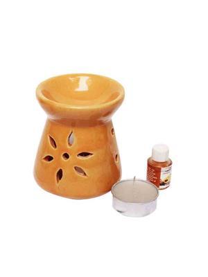 PeepalComm PPC13  Brown Aroma Lemongrass Diffuser Set