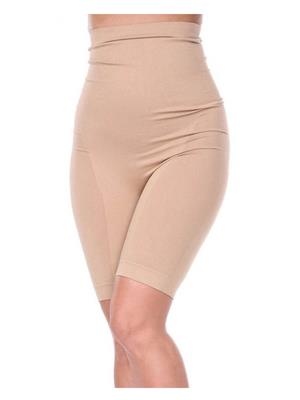 Ansh Fashion Wear Tummy-8030-1 Beige Women Shapewear Skin