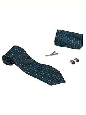 Won Fashion Tailors Casual 23 Blue Men Necktie