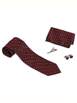 Won Fashion Tailors Casual 7 Red Men Necktie