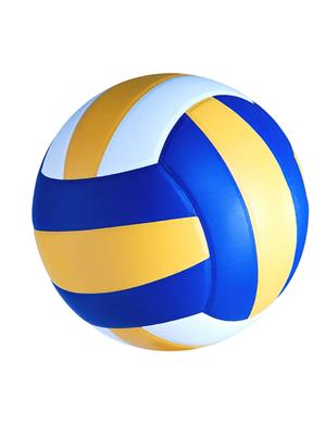 Todayin 19 Multicolored Volley Ball