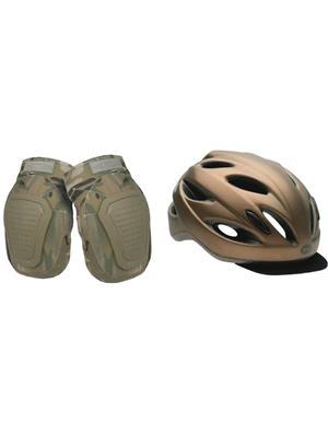 Todayin 29 Multicolored Sport Bike Helmet With Knee Pad