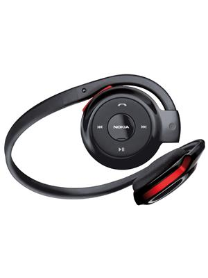 Nokia Todayin Bluetooth Black Wireless Headphone