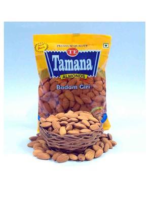 Tamana trust308 Almonds 500 gms  (Cholesterol Free)