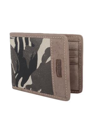 Urban Gypsys UGLW001 Grey Men wallet