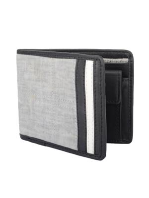 Urban Gypsys UGLW013 Black Men wallet