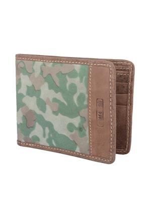 Urban Gypsys UGLW019 Brown Men wallet
