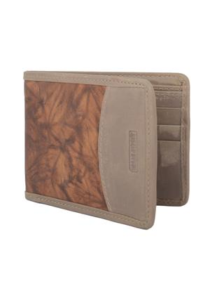 Urban Gypsys UGLW020 Brown Men wallet