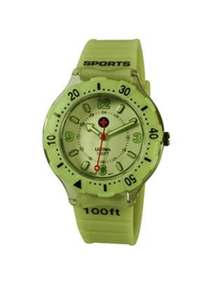 Exotica Fashions  UL-07-L-Green Women Wrist Watch