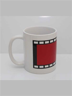 UNIQUE ARTS UM-8 RED  MUG