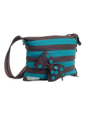 USE ME UMSB189 Women Multicolor Sling Bag