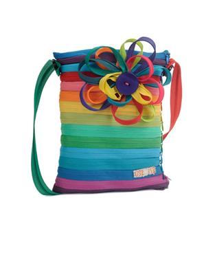 USE ME UMSB192 Women Multicolor Sling Bag