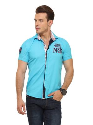 Urge U2139C Blue Mens shirt