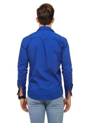 Urge U2118B Blue Mens Shirt
