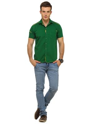 Urge U2089G Green Mens Shirt