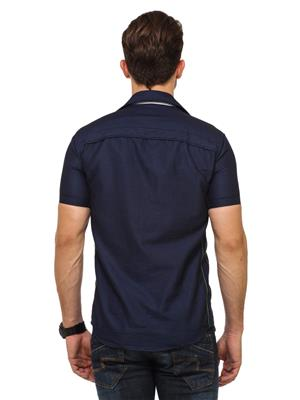 Urge U2152A Blue Mens Shirt