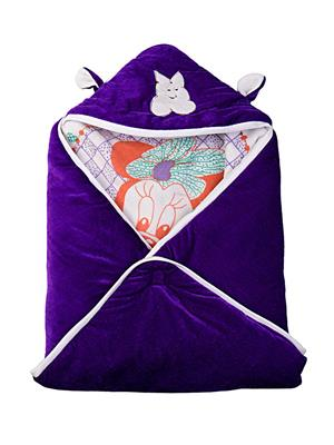 Utc Garments Utc0106 Dark Purple Blanket