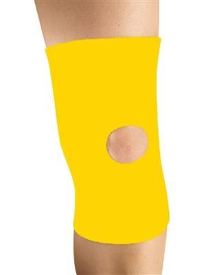 Vissco V-7  Yellow Unisex Knee Cap