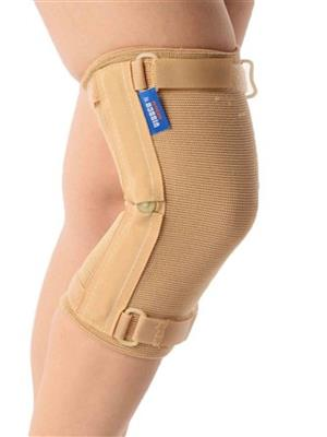 Vissco V-9  Brown Unisex Knee Cap