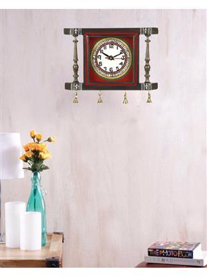 VarEesha VACC013 Multicolored Wall clock