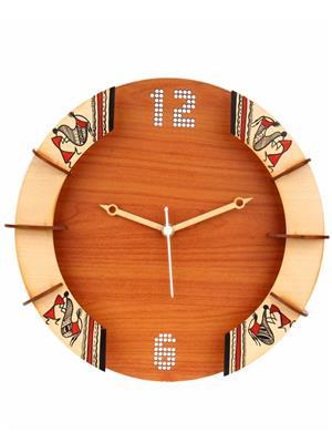VarEesha VACC015 Beige Wall clock