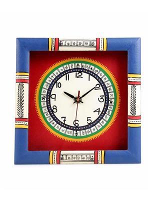 VarEesha VACC016 Multicolored Wall clock