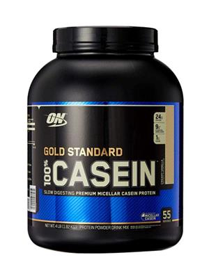 Optimum Nutrition Vb636 100% Casein Protein - 4 Lbs