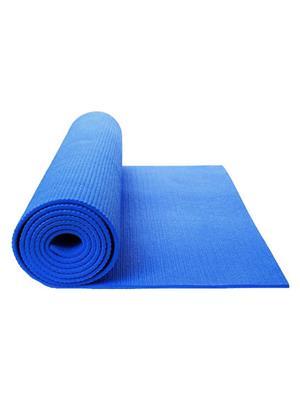 V Brown VBBYM012 Blue Yoga Mat