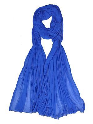 V Brown VBCD0053 Blue Women Dupatta