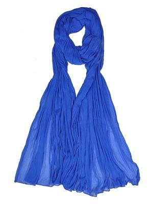 V Brown VBCD0061 Blue Women Dupatta