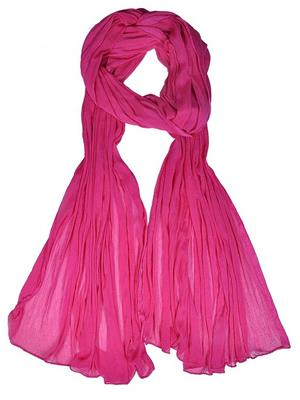 V Brown VBCD0062 Pink Women Dupatta