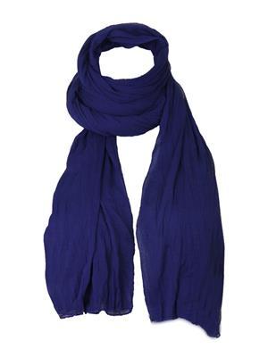 V Brown VBCD0093 Blue Women Dupatta