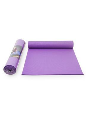 V Brown VBPYM007 Purple Yoga Mat