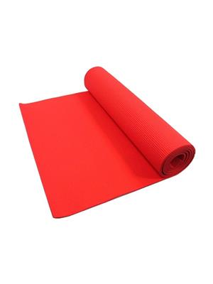 V Brown VBRYM001 Red Yoga Mat