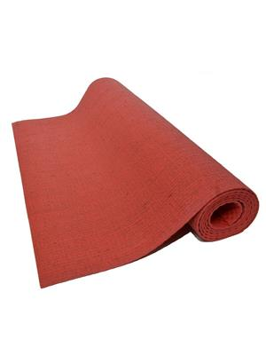 V Brown VBRYM005 Red Yoga Mat