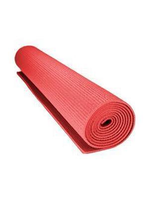 V Brown VBRYM006 Red Yoga Mat