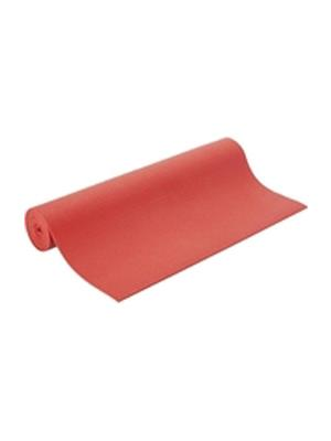 V Brown VBRYM007 Red Yoga Mat