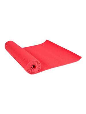 V Brown VBRYM009 Red Yoga Mat
