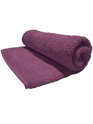 V Brown VBSBT014 Purple Bath Towel