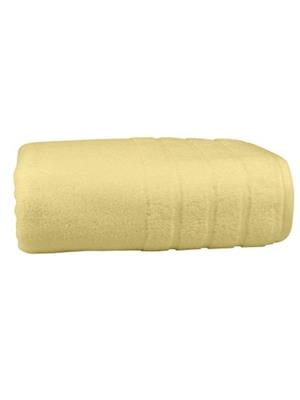 V Brown VBSBT030 Yellow Bath Towel